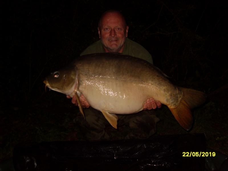 Ian Kirkbride 36lb