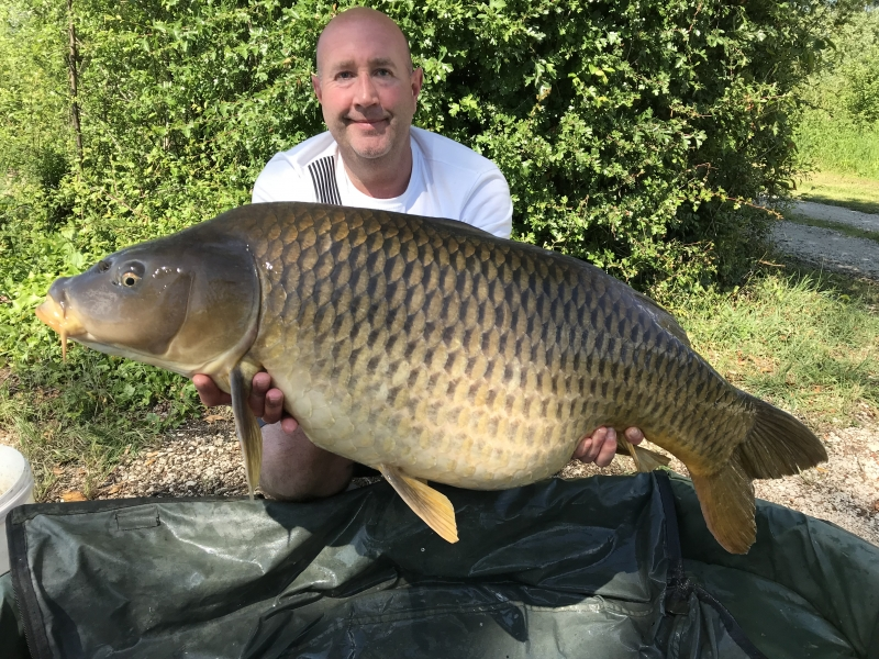 James Bashford 46lb
