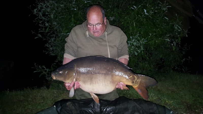Mick Clifford 46lb 6oz
