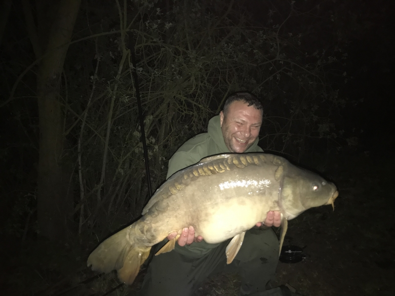 Wayne Cooley 34lb