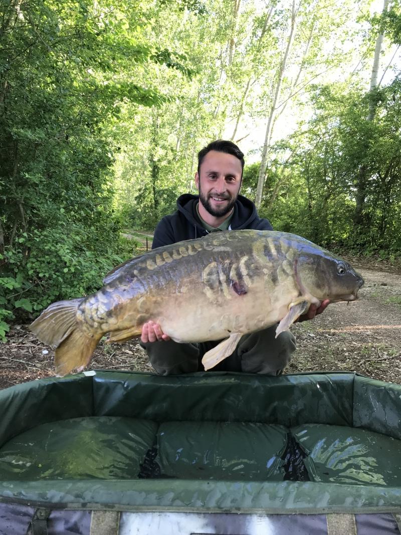 Shaun Durrant 38lb
