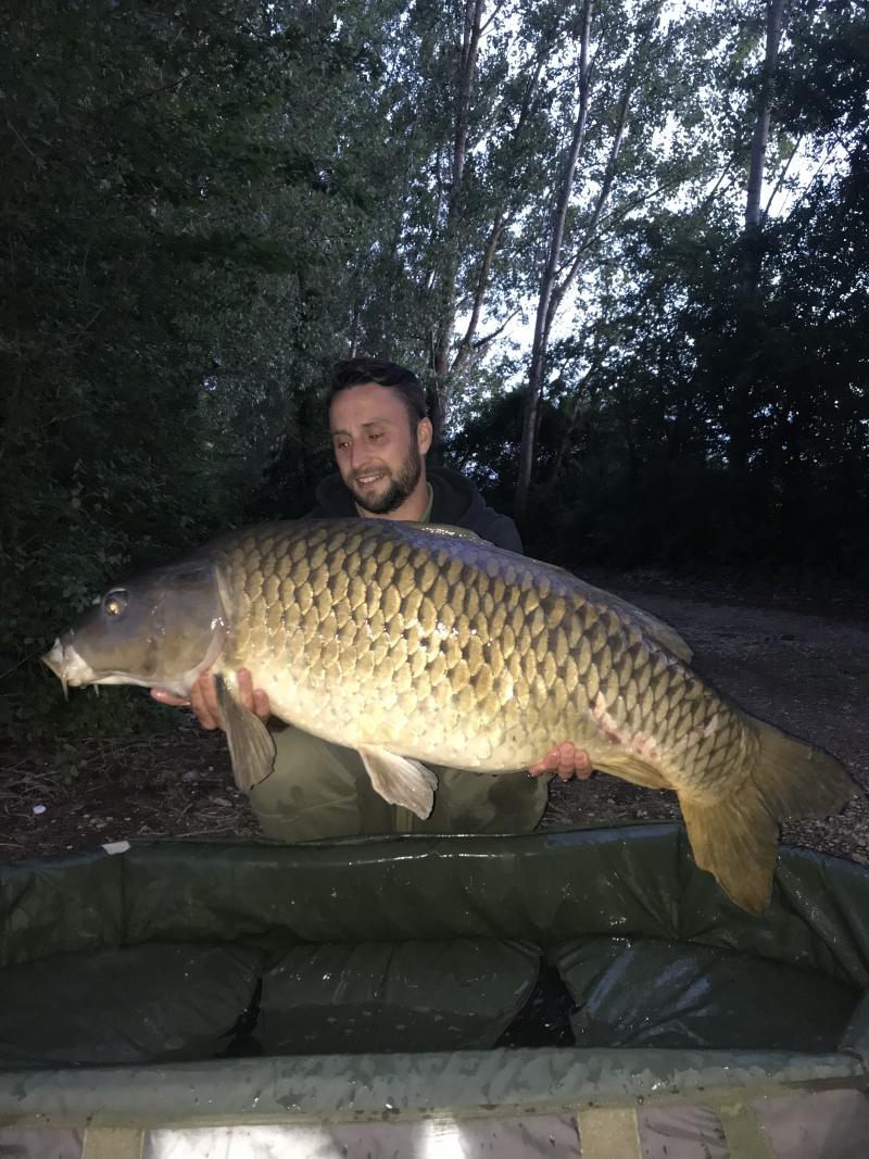 Shaun Durrant 48lb