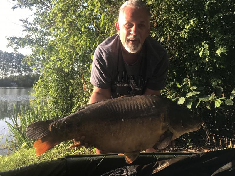 Ian Fitton 41lb