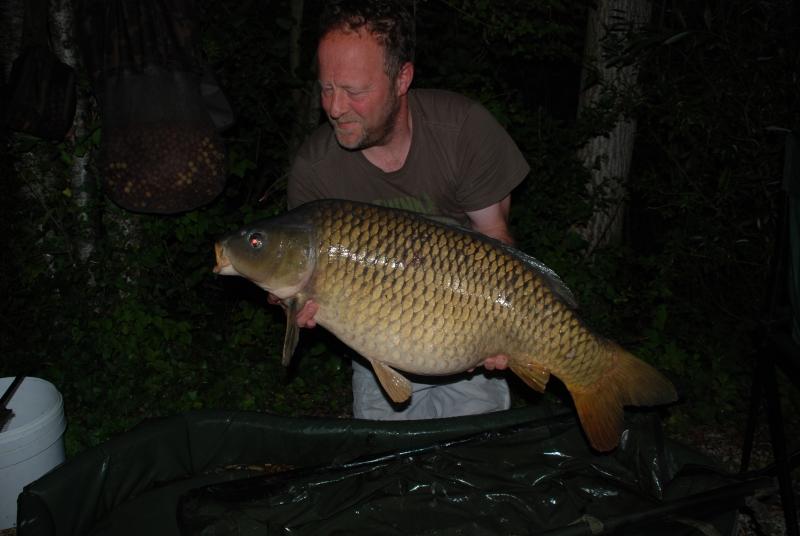 Ian Squirrell 33lb