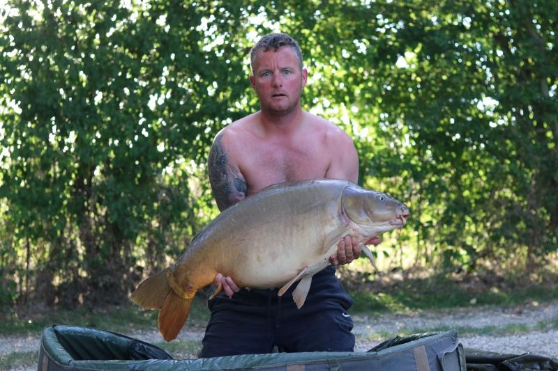 Craig Eastham 41lb