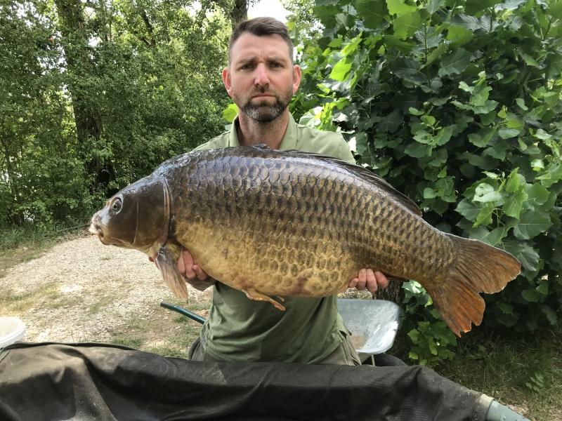Gareth Clark 36lb