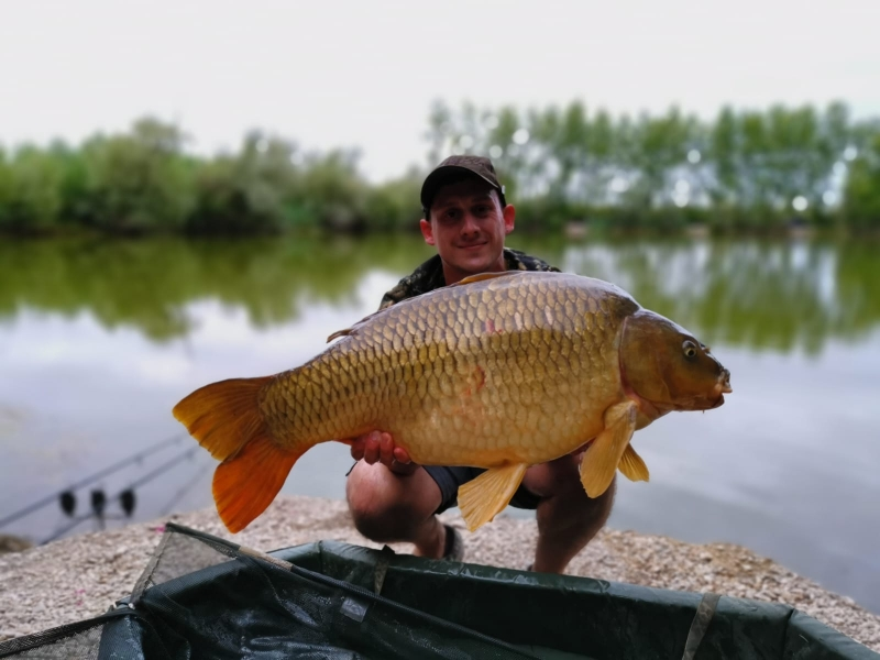 Rhys Plummber-Coles 27lb common