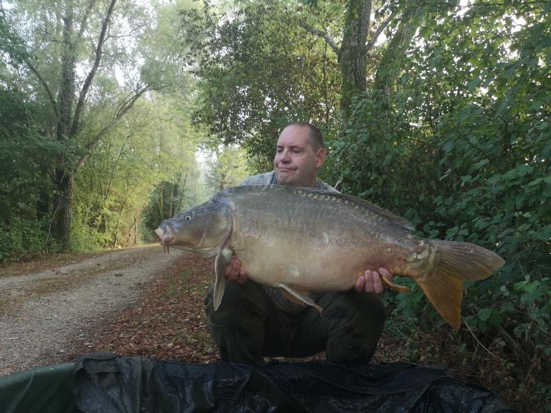Nigel Sealey 38lb 4oz