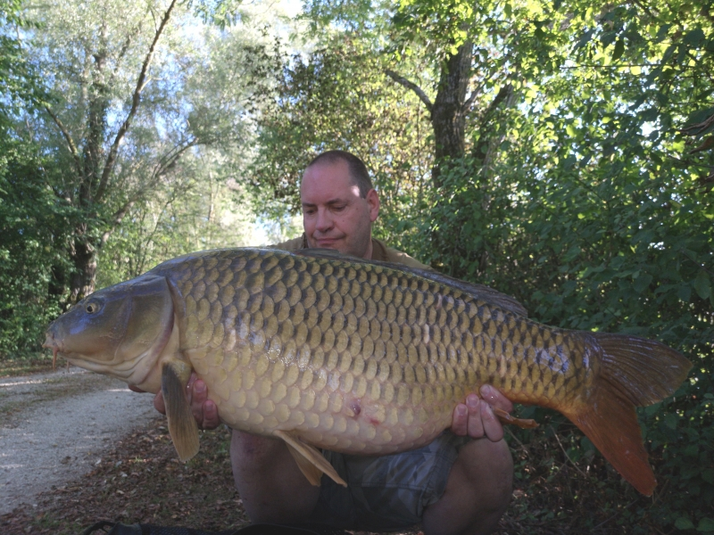 Nigel Sealey 49lb