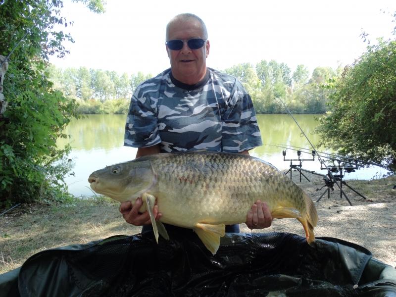 Bob Wyard 36lb