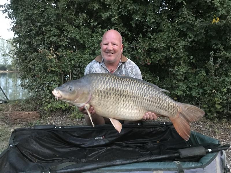 Dave Moncaster 47lb