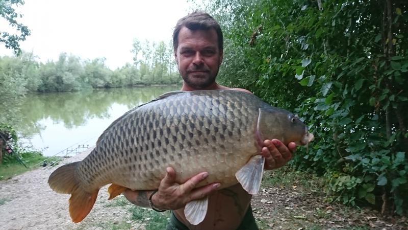 Nigel Haines 46lb 2oz