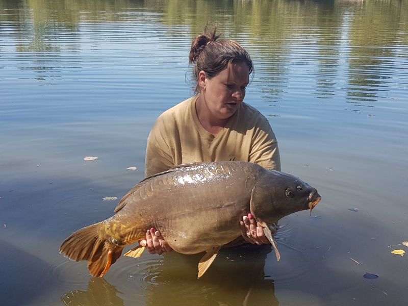 Shell Coombes 29lb 14oz