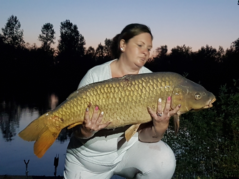 Shell Coombes 33lb 12oz