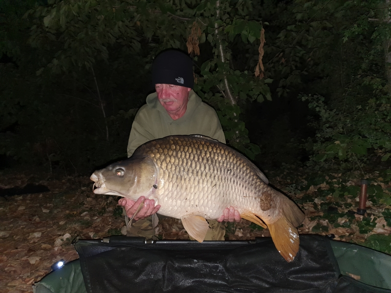 Joe Player 35lb 6oz