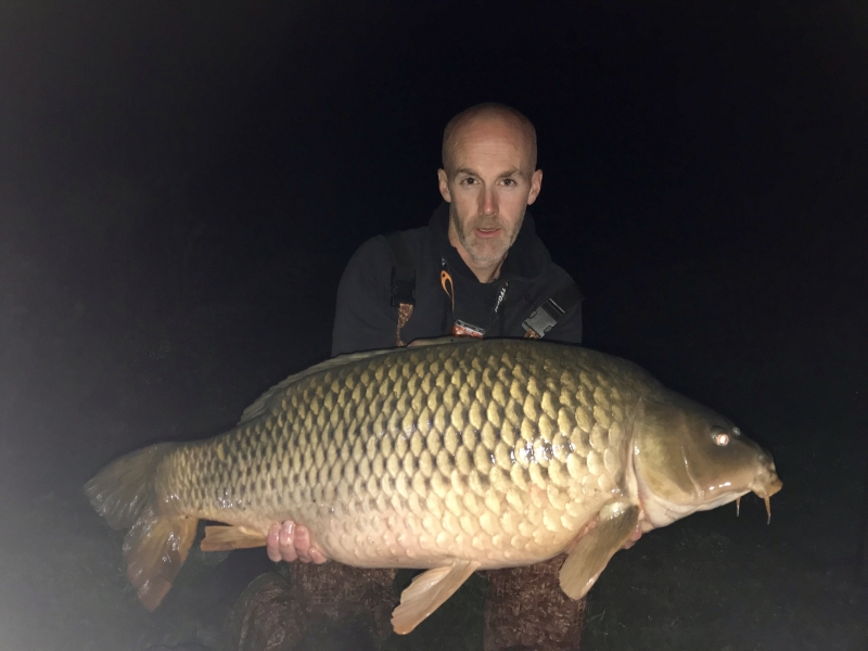 Joe Whiteman 39lb