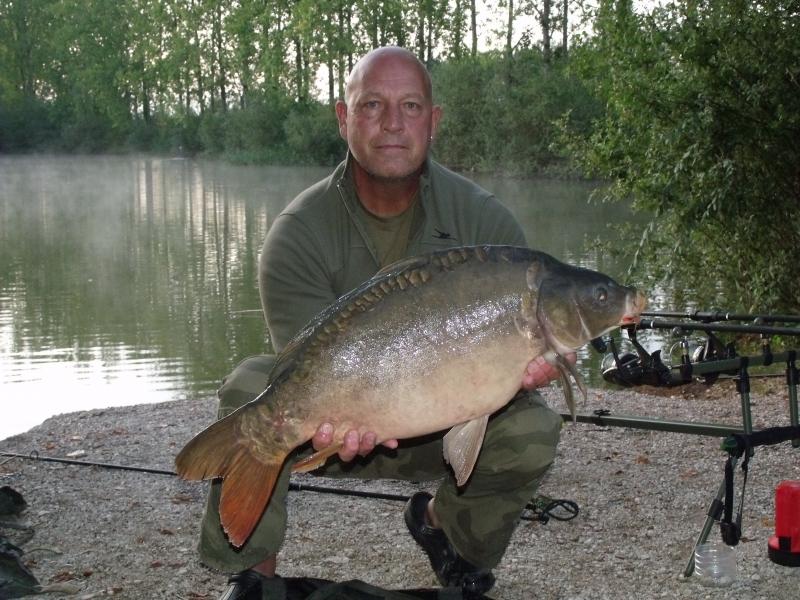 Gary Davies 31lb