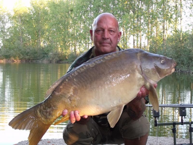 Gary Davies 34lb
