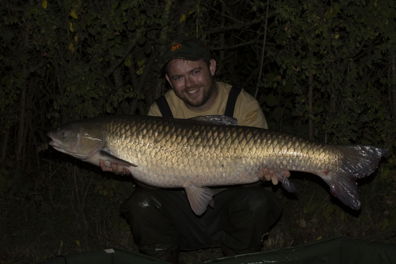 Andy Grenfell 48lb