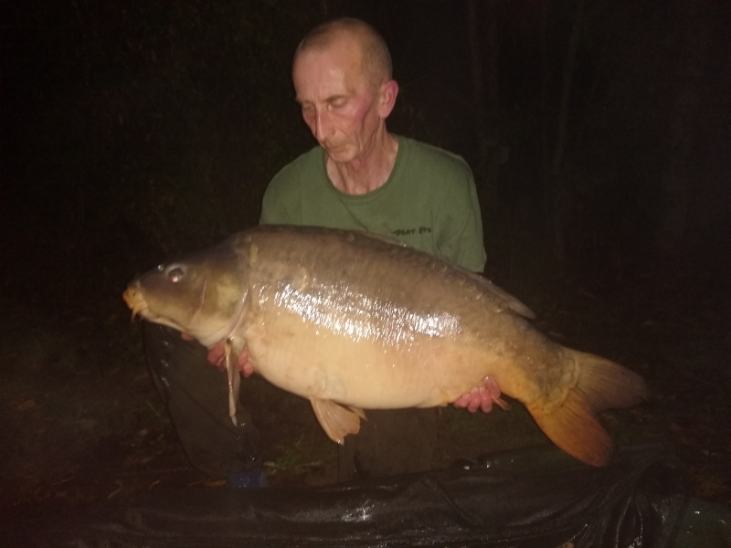 Nigel Woodbridge 45lb