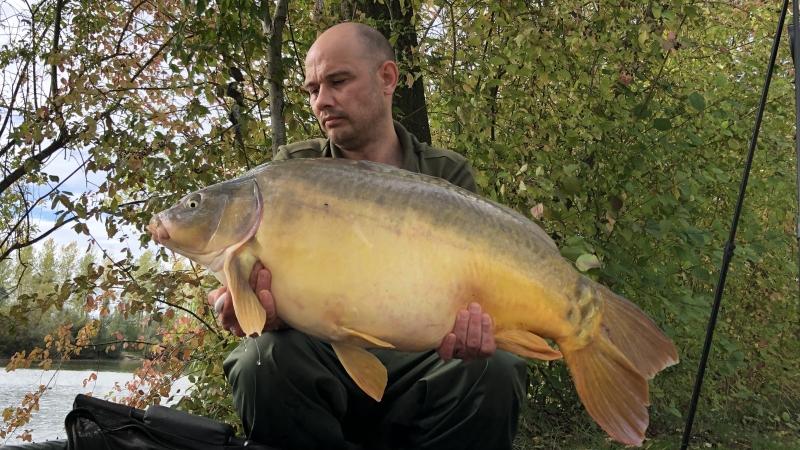 Graham Darlington 31lb