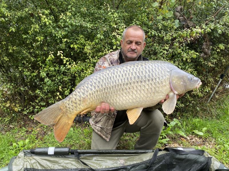 Nigel Clarke 30lb