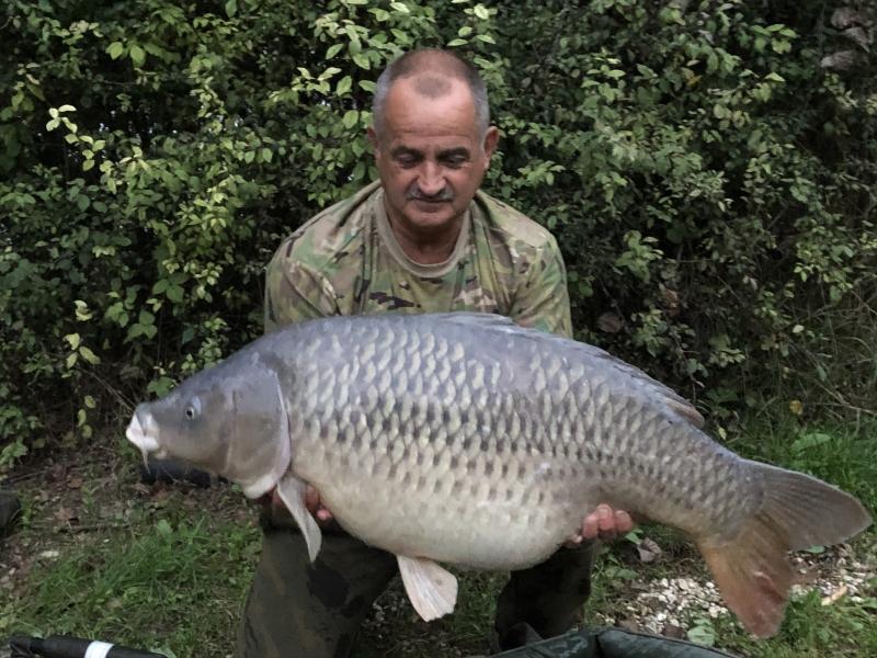 Nigel Clarke 42lb