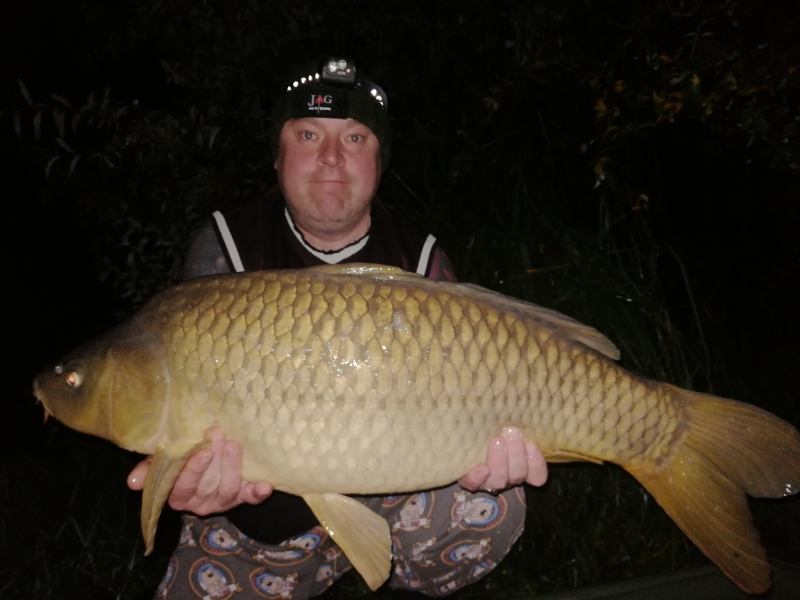Gareth Woodall 28lb