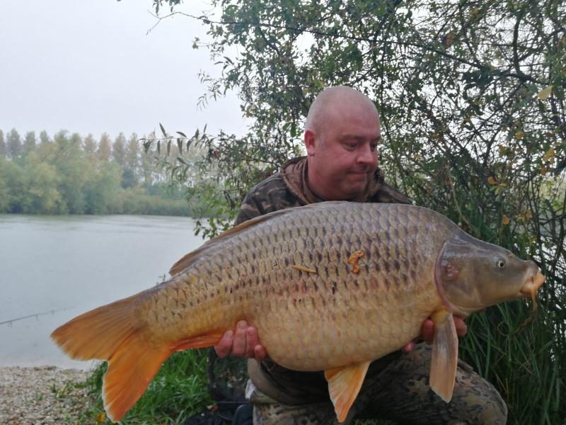 Gareth Woodall 38lb