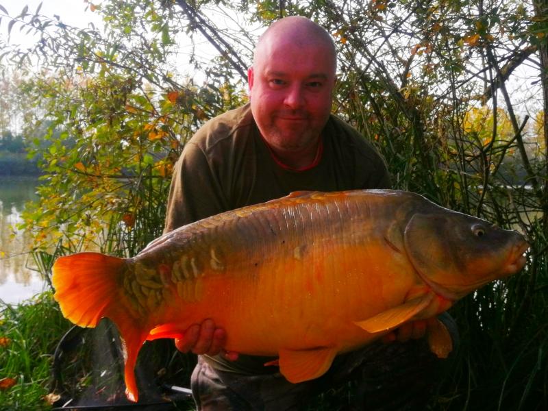 Gareth Woodall 38lb 8oz